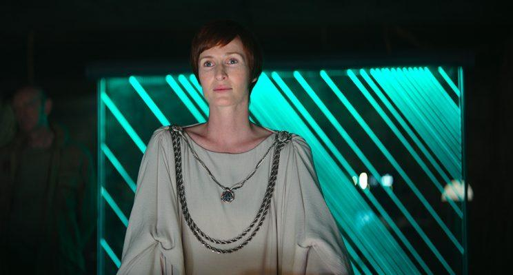 Genevieve O'Reilly in 'Rogue One'