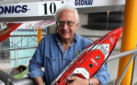 Among the three fatalities was boat builder and racer Fabio Buzzi