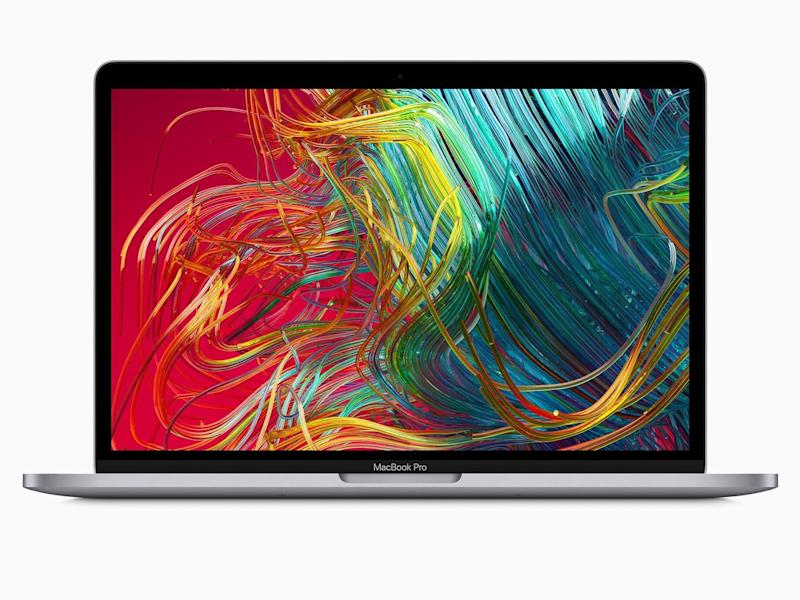 The Apple MacBook Pro 13in 2020 is fast, responsive and powerful: Apple