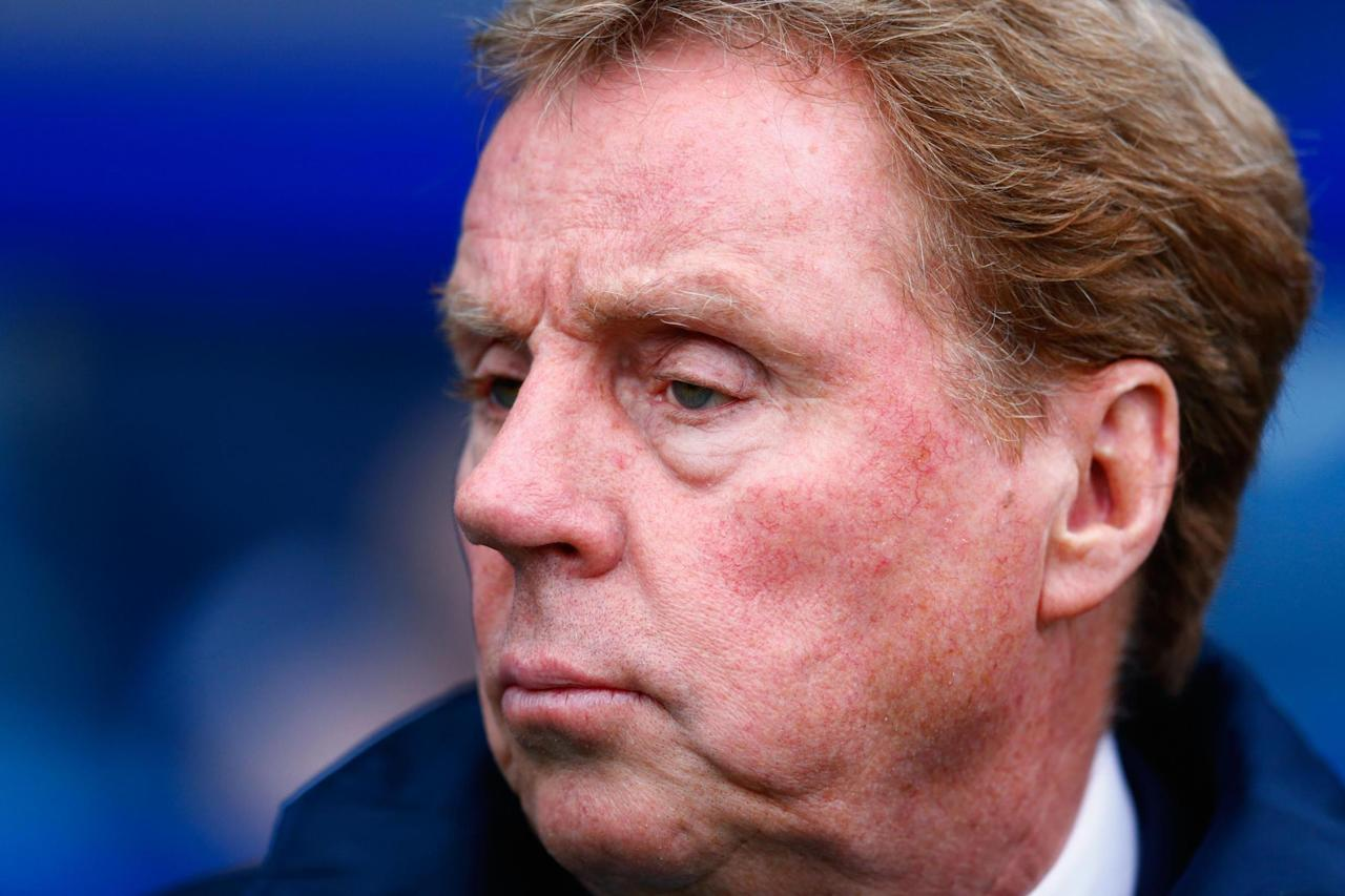 With 1380 League games under his belt Harry Redknapp is still relishing a new 'challenge' at Birmingham City