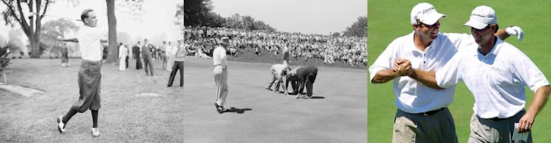 Conversely, the USGA has had some duds, like the 72-hole playoff Billy Burke won in 1931, Sam Snead's painful loss to Lew Worsham in 1947 and the low-wattage Mark Brooks-Retief Goosen affair in 2001.