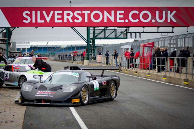Learn on the job with the National Motorsport Academy