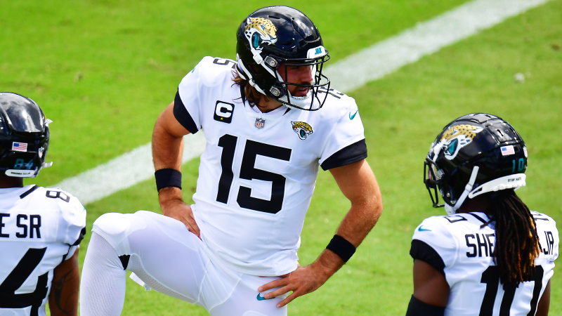 Revisiting Gardner Minshew's rise with the Jaguars: The mania, the magic, the mustache