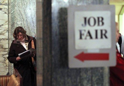 The unemployment rate was unchanged from May at 8.2 percent, the Labor Department said