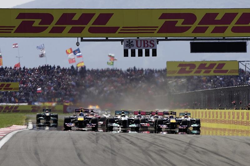 Turkish GP drops plans to allow fans at F1 race