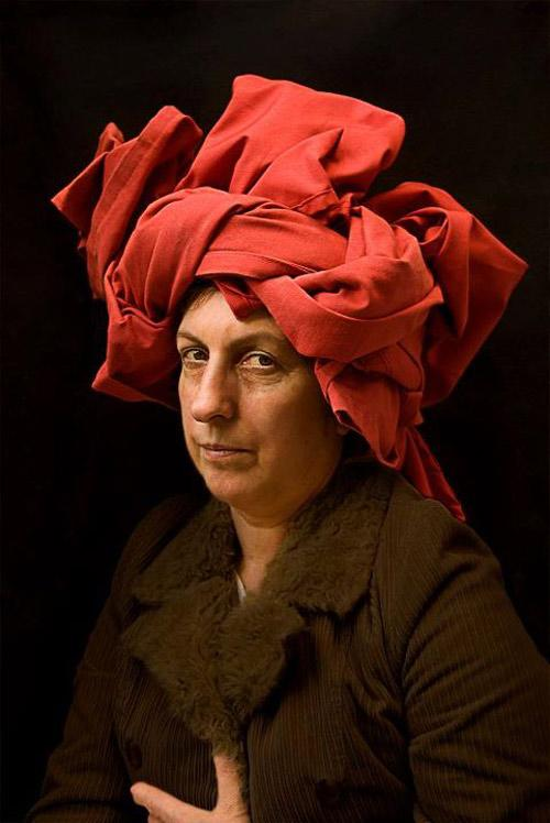 """Portrait of a Man in a Turban"" by Jan van Eyck. (Photo: Loli Casás Mariño / <a target=""_blank"" href=""http://www.booooooom.com/"">Booooooom.com</a>)"