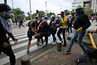 Some 2,000 people have been reported injured, and more than 100 people reported missing as a result of the unrest