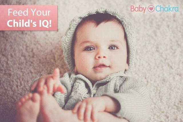 Infant Brain Exercises To Develop The IQ Of Your Baby