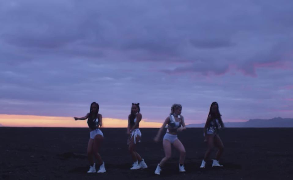 """Major Lazer went to Iceland for their refreshing """"Cold Water"""" music video"""