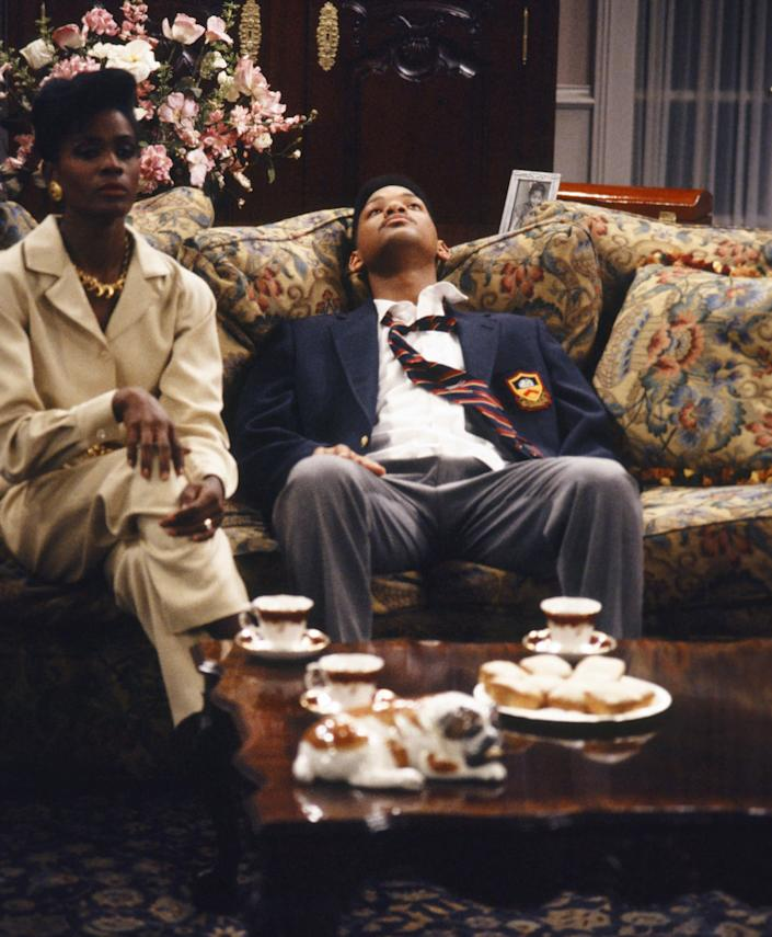 The Fresh Prince of Bel-Air - Season 1 (Mike Ansell / NBCUniversal via Getty Images)