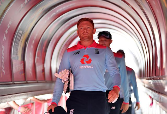 Jonny Bairstow of England. (Photo by Dan Mullan/Getty Images)