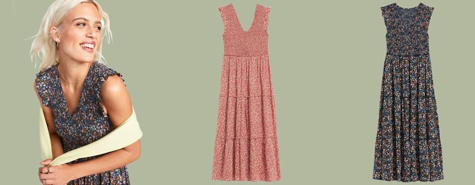 Old Navy Women's Floral Dress