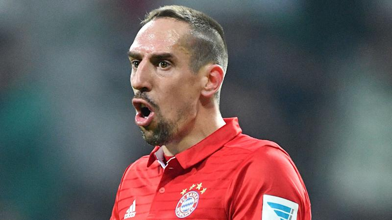Ribery ready for Bayern Munich comeback