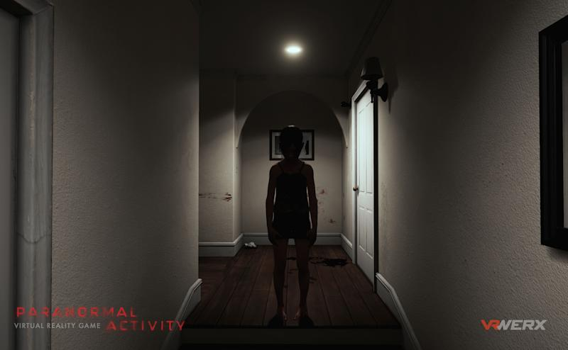 """VRWERX previews horror gameplay experience based on Paramount Pictures' movie franchise. <img alt="""""""" border=""""0"""" width=""""1"""" height=""""1""""/>"""