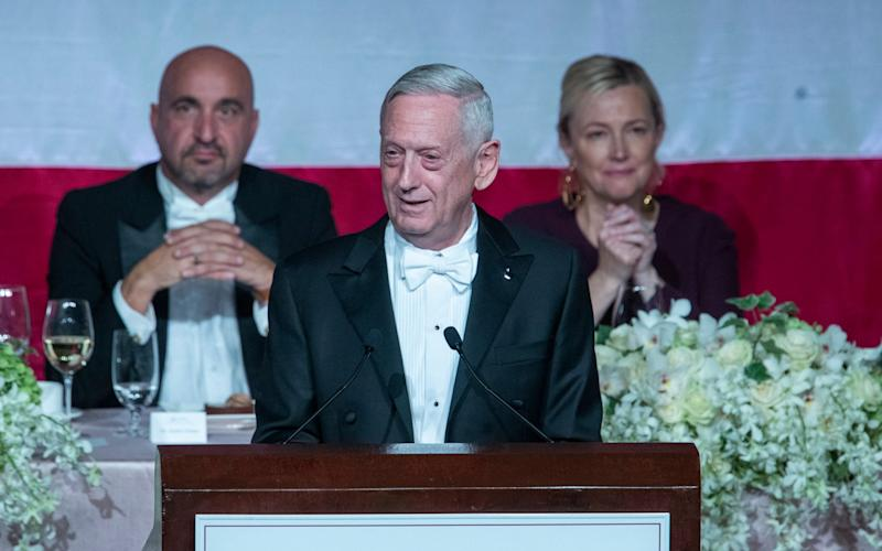 James Mattis - the 'world's most overrated general' according to Donald Trump - AP
