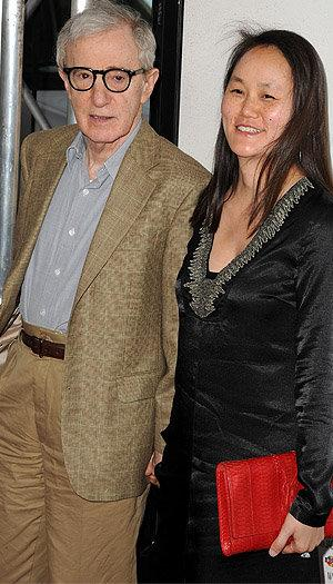 How Woody Allen married the girl his girlfriend adopted