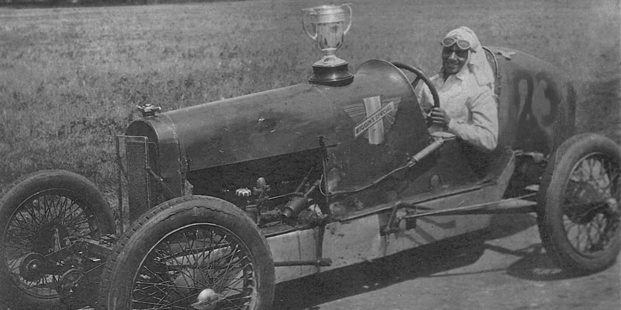 The Incredible Story of Charlie Wiggins, 'The Negro Speed King'