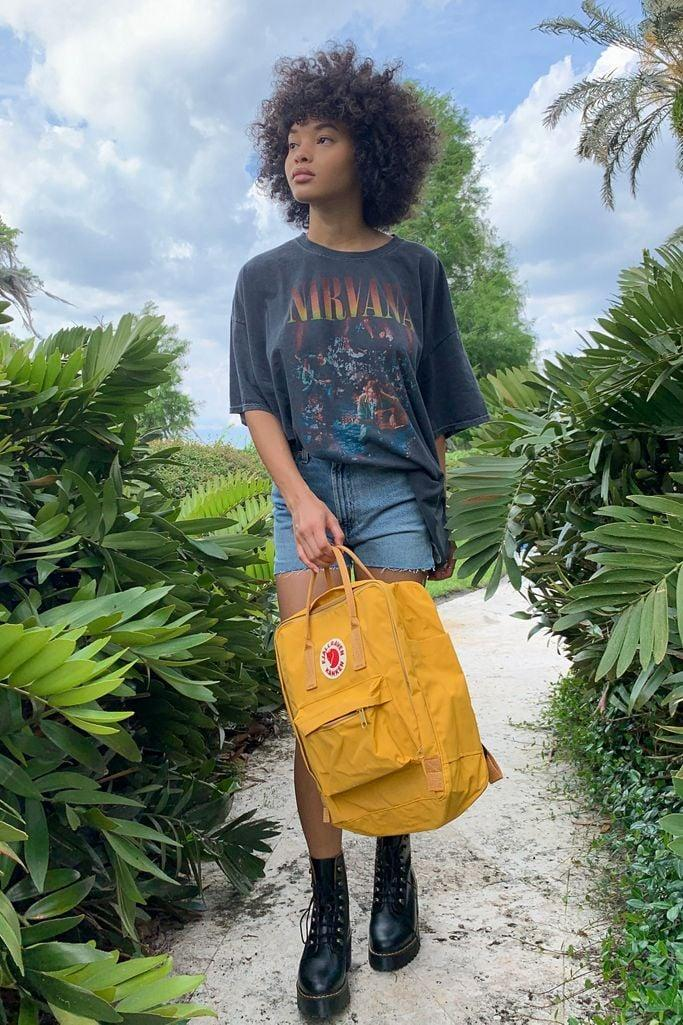 <p>All of their essentials can go with them thanks to the <span>Fjallraven Kanken Backpack</span> ($80), whether they're running errands for the baby or stepping out to a yoga class.</p>
