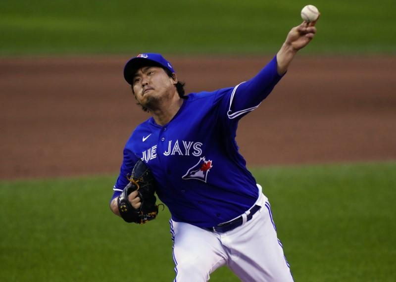 Jays tab Ryu for opener, plan to put Anderson on IL
