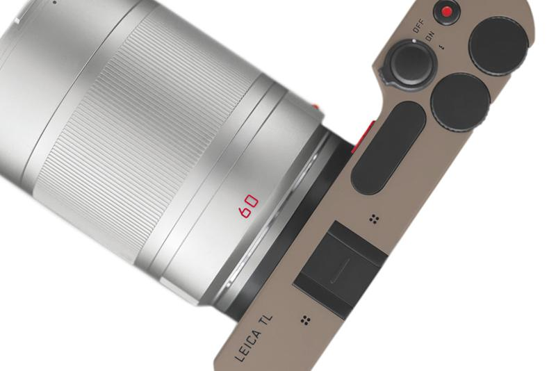 Leica's new TL mirrorless camera has faster autofocus and more storage