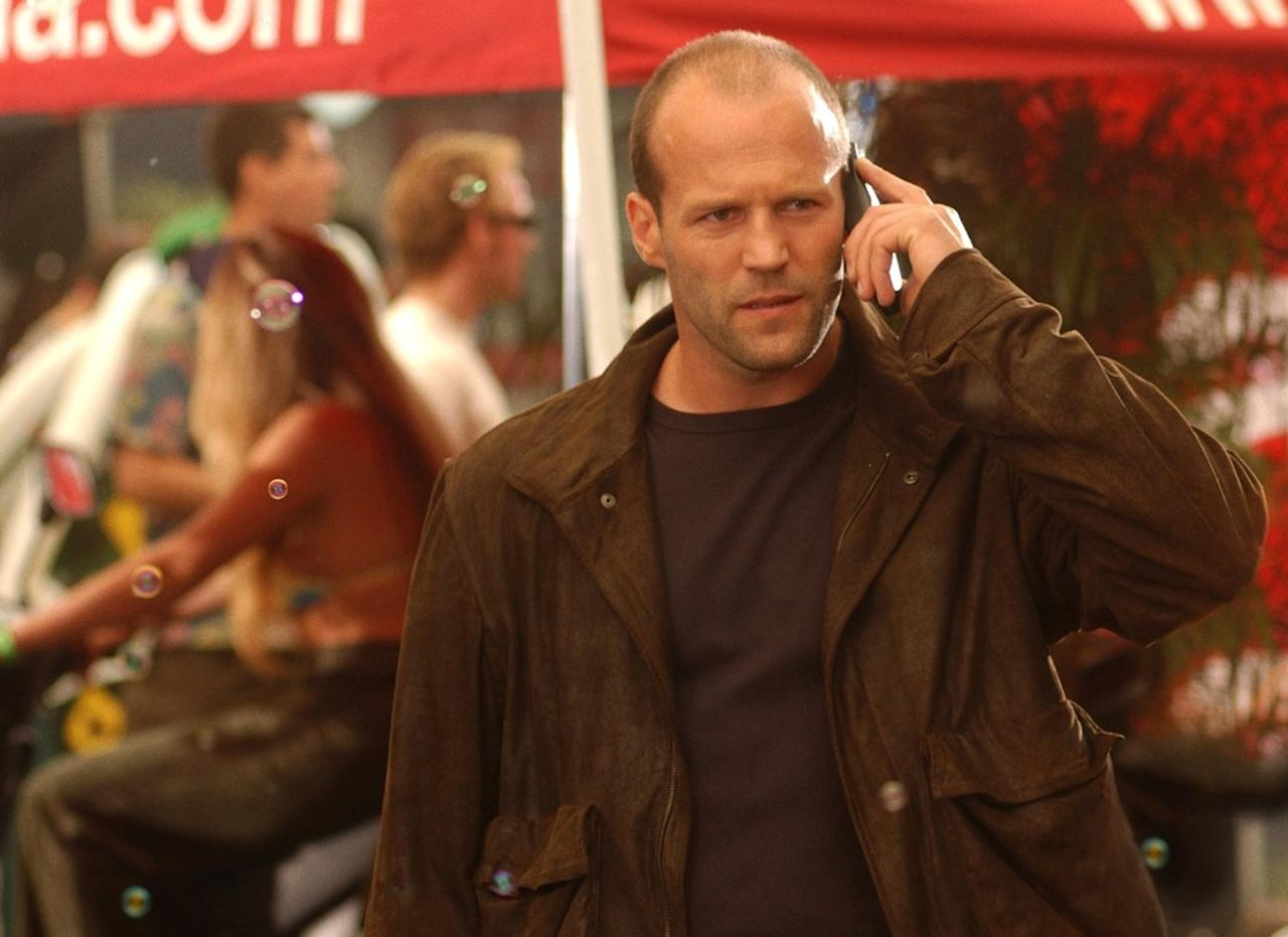 <p>Statham hasn't played the villain too many times ('Fast & Furious 7' notwithstanding), but this energetic thriller gave him a great bad guy role as a crooked cop who abducts high school science teacher Kim Basinger. Fixing her broken cell phone, Basinger then calls a random number for help, reaching college slacker Chris Evans and forcing him into action. (Picture credit: New Line Cinema) </p>