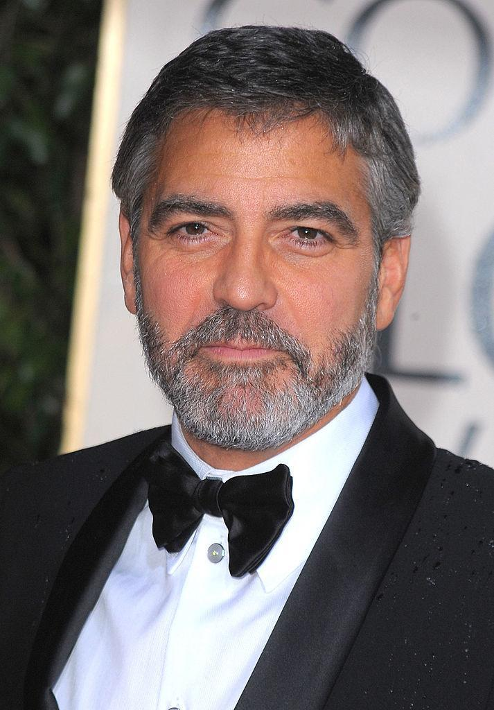 <p>George Clooney hasn't sported a beard in a while but let's be honest, he's probably responsible for pioneering the trend. <em>[Photo: Getty]</em> </p>