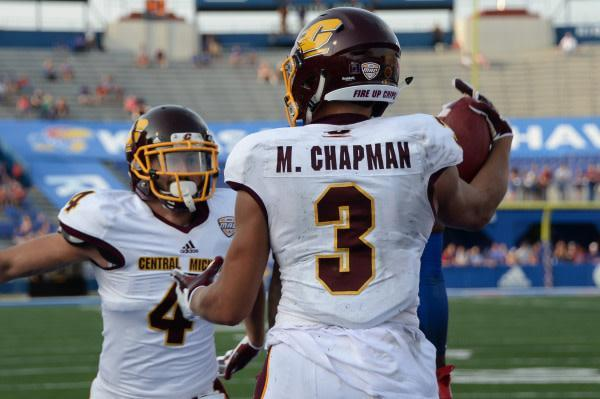 Central Michigan heads to Syracuse for second straight Power 5 matchup
