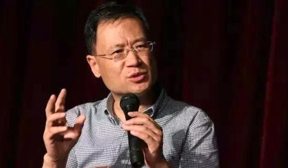 Law professor Xu Zhangrun lost his job at Tsinghua University after criticising the Communist Party leadership. Photo: Sohu