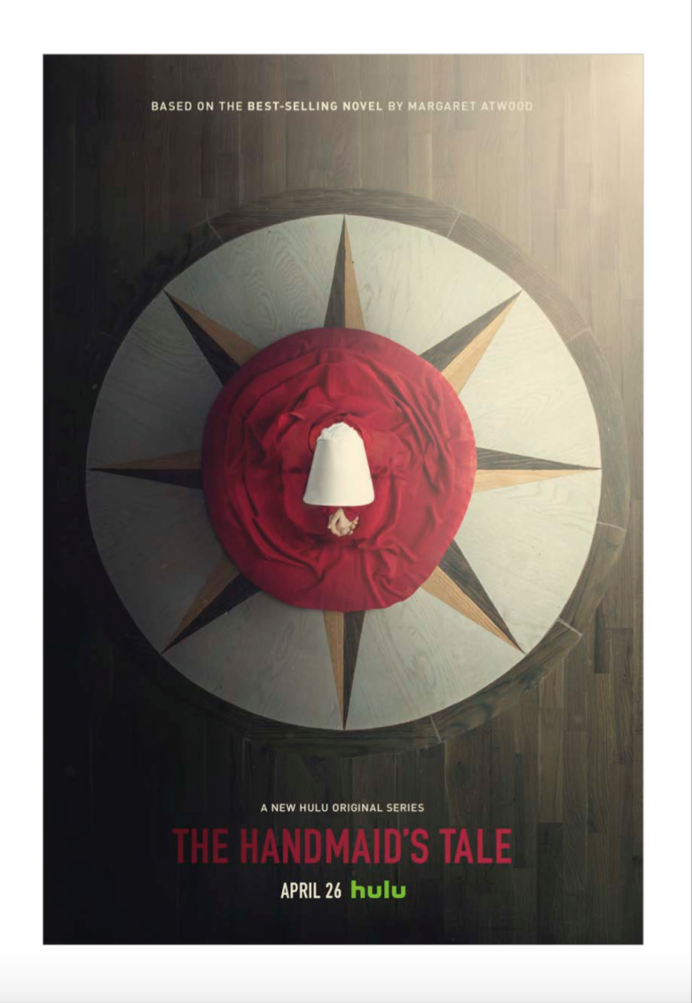 Image result for the handmaid's tale hulu poster