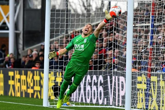 Watford goalkeeper Ben Foster (AFP Photo/Justin TALLIS)