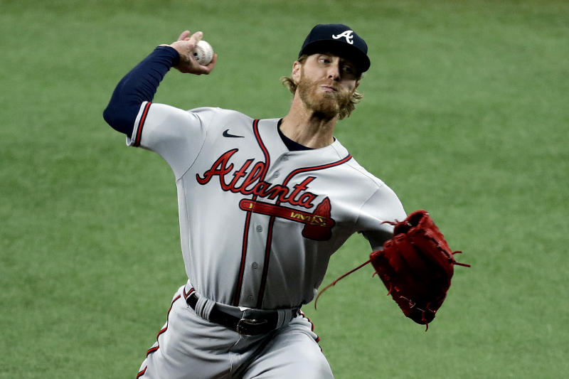 Foltynewicz clears waivers, sent to Braves alternate site