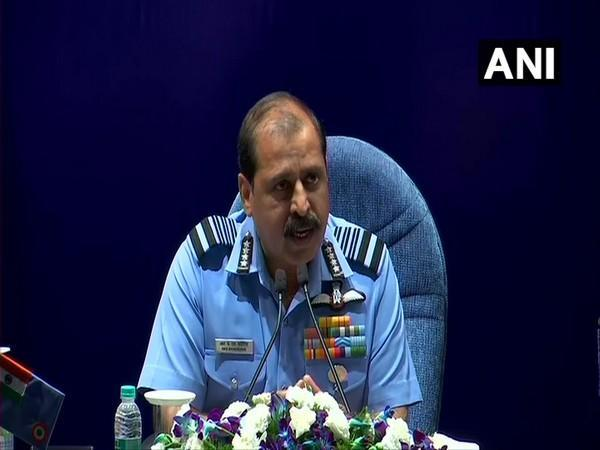 Indian Air Force Chief RKS Bhadauria [File Photo]