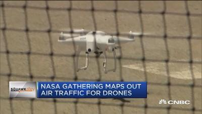 Big names from Silicon Valley team up on drones