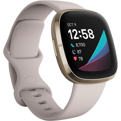 Fitbit Sense Smartwatch. Image via Best Buy.