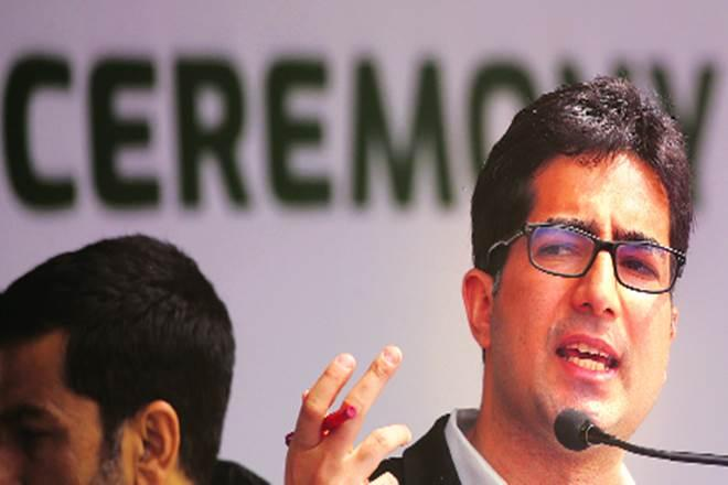 Faesal is the first Kashmiri to top the IAS exams in 2009.