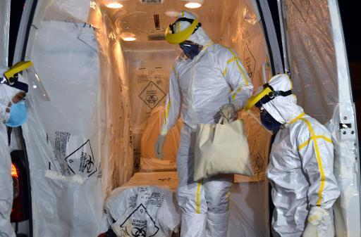Brazil quarantines Guinean feared to have Ebola