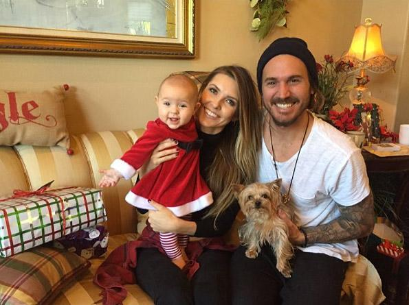 Inside Audrina Patridge's Thanksgiving with Baby Kirra Amid Ugly Divorce from Corey Bohan