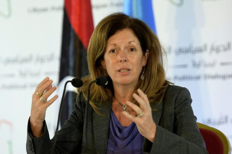 The UN's interim Libya envoy Stephanie Williams has vowed to push onwards in the process of naming an interim executive