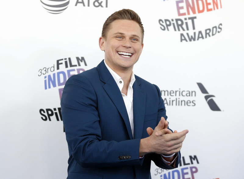 2018 Film Independent Spirit Awards – Arrivals – Santa Monica, California, U.S., 03/03/2018 – Billy Magnussen. REUTERS/Danny Moloshok