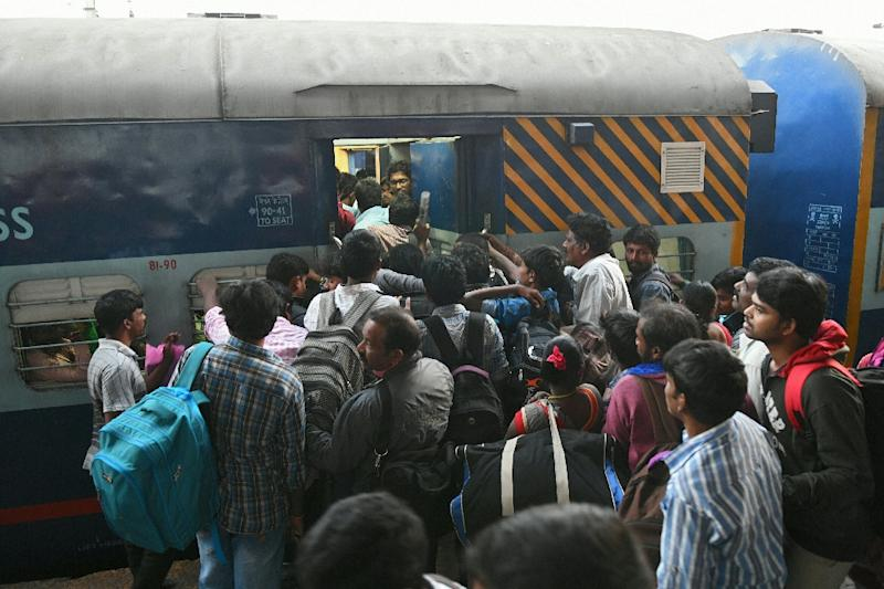 India's railways have a poor safety record