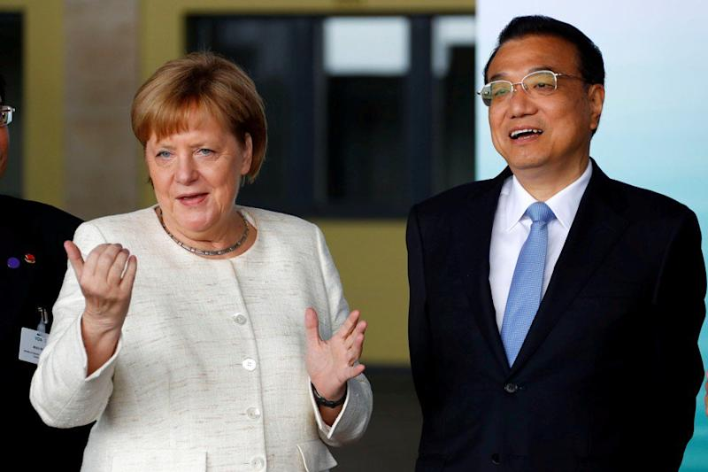 China made 'absolutely no deals' for Liu Xia's release, German envoy says