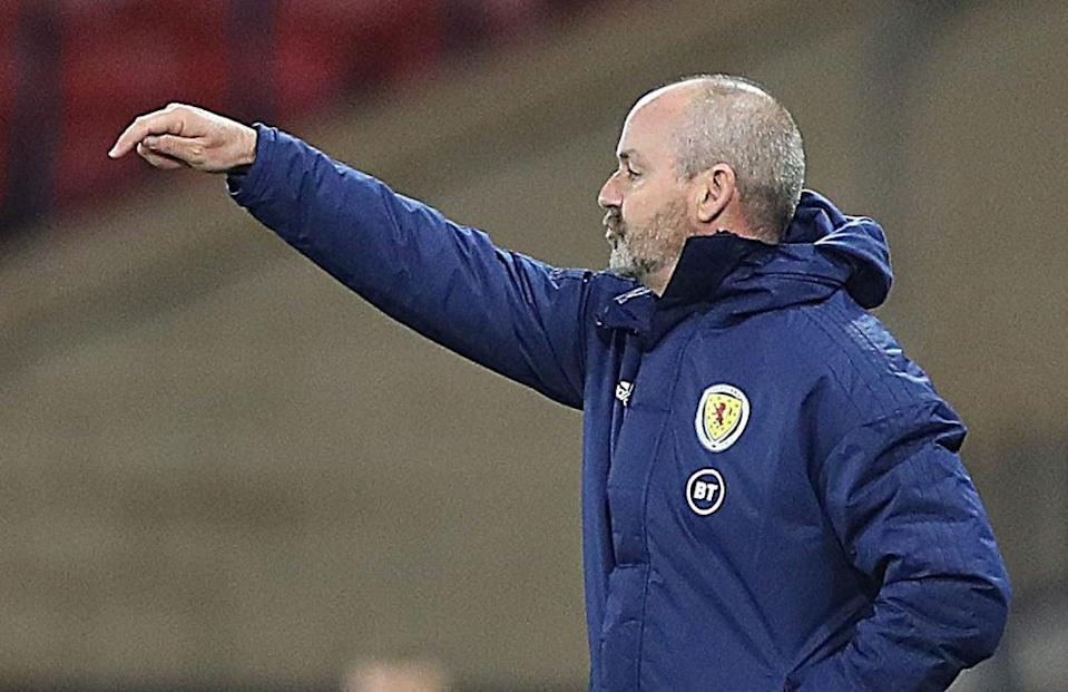 Steve Clarke, Scotland manager (Getty Images)