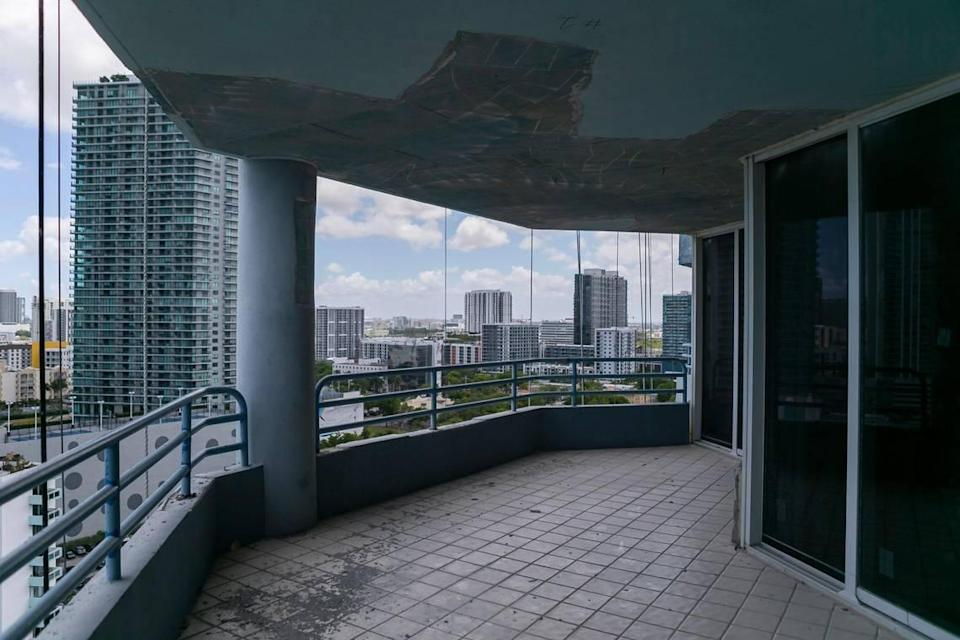 Residents of Hamilton on the Bay were told their leases were being terminated so the owner could complete renovations that had been ongoing since Hurricane Irma in 2017.