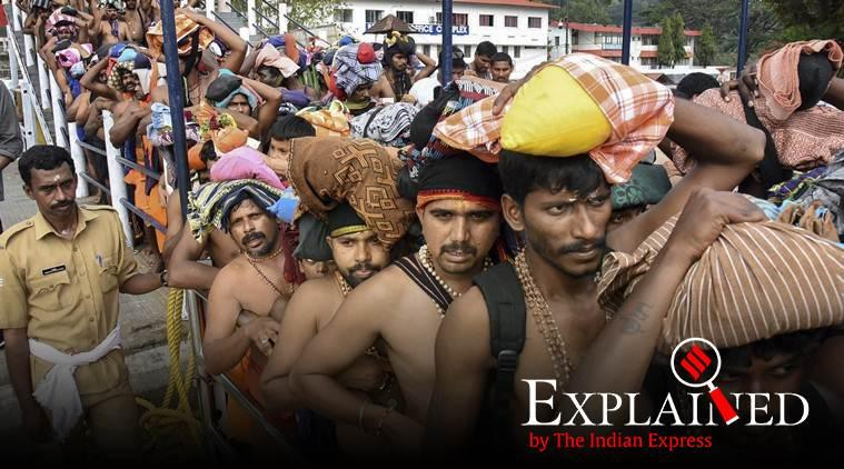 Explained: How Supreme Court's Sabarimala verdict differs with Ayodhya order