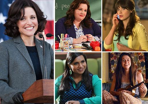 Emmys 2013: The Lead Comedy Actress Race in Review, Including Our 6 Dream Nominees