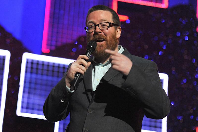 Back on the Beeb: Frankie Boyle has landed a brand new BBC comedy show: Dave J Hogan/Getty Images