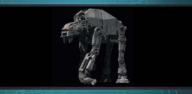 AT-M6 Walker from <i>The Last Jedi</i> (Photo: Lucasfilm)