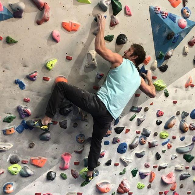 """<p>Climbing Works is the first bouldering-only national centre certified by the British Mountaineering Council. In its humble opinion, it offers the world's best indoor bouldering, with top facilities.</p><p><a href=""""https://www.instagram.com/p/B8VxX7Ugwrb/"""" rel=""""nofollow noopener"""" target=""""_blank"""" data-ylk=""""slk:See the original post on Instagram"""" class=""""link rapid-noclick-resp"""">See the original post on Instagram</a></p>"""