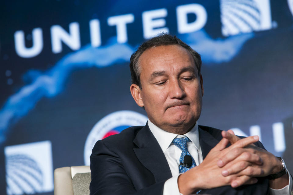 "United Airlines CEO Deferred His Bonus to Show ""Accountability and Integrity."" But He Still Made $10M"