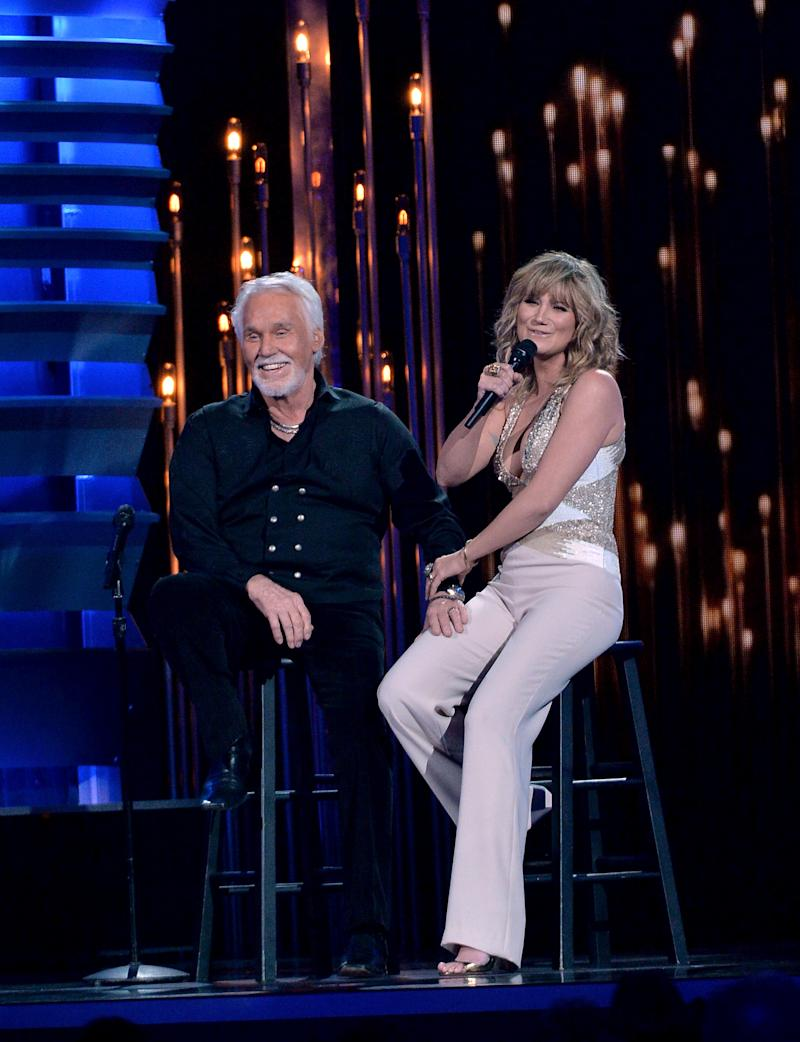 Kenny Rogers Revisits \'Islands in the Stream\'…But Not With Dolly!